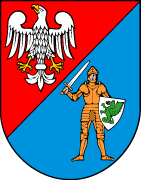 Herb Powiatu Pruszków